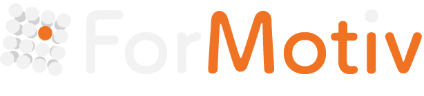 ForMotiv Logo - AI - Digital Behavioral Intelligence - Digital Polygraph - Digital Body Language - predictive behavioral analytics