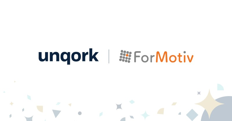 unqork and formotiv partnership