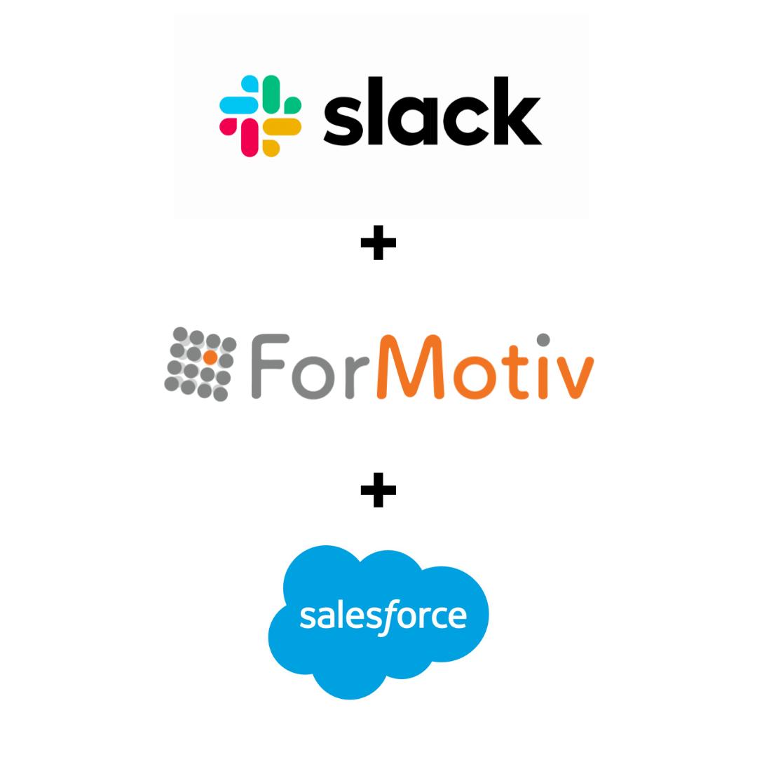 slack formotiv salesforce